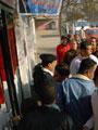 إقبال ضعيف لجان الانتخابات جولة الإعادة بأسوان